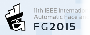Logo for the IEEE 2015 Face and Gesture Recognition Conference